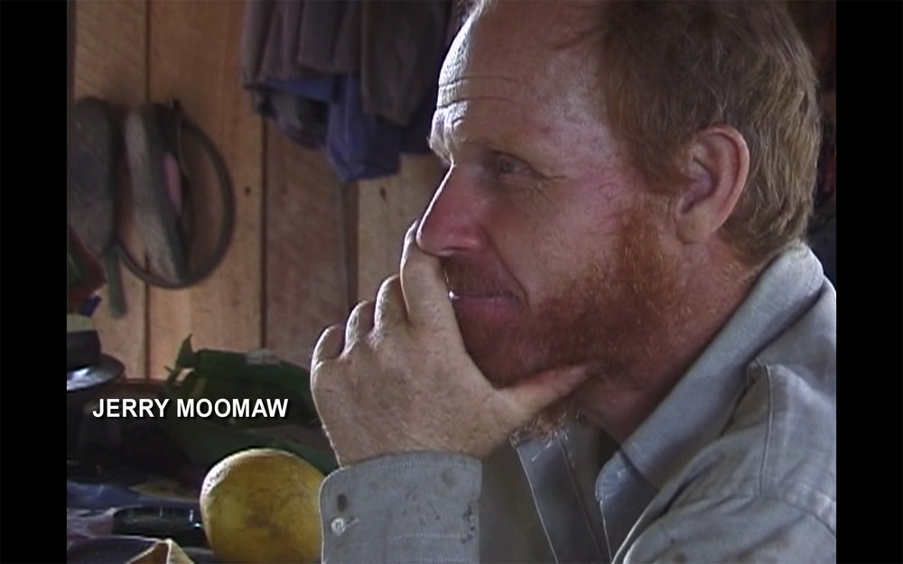 JERRY MOOMAW - A Video Portrait From Belize