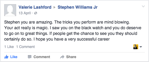 Stephen-Williams-Jr-Review-13-Apr-15