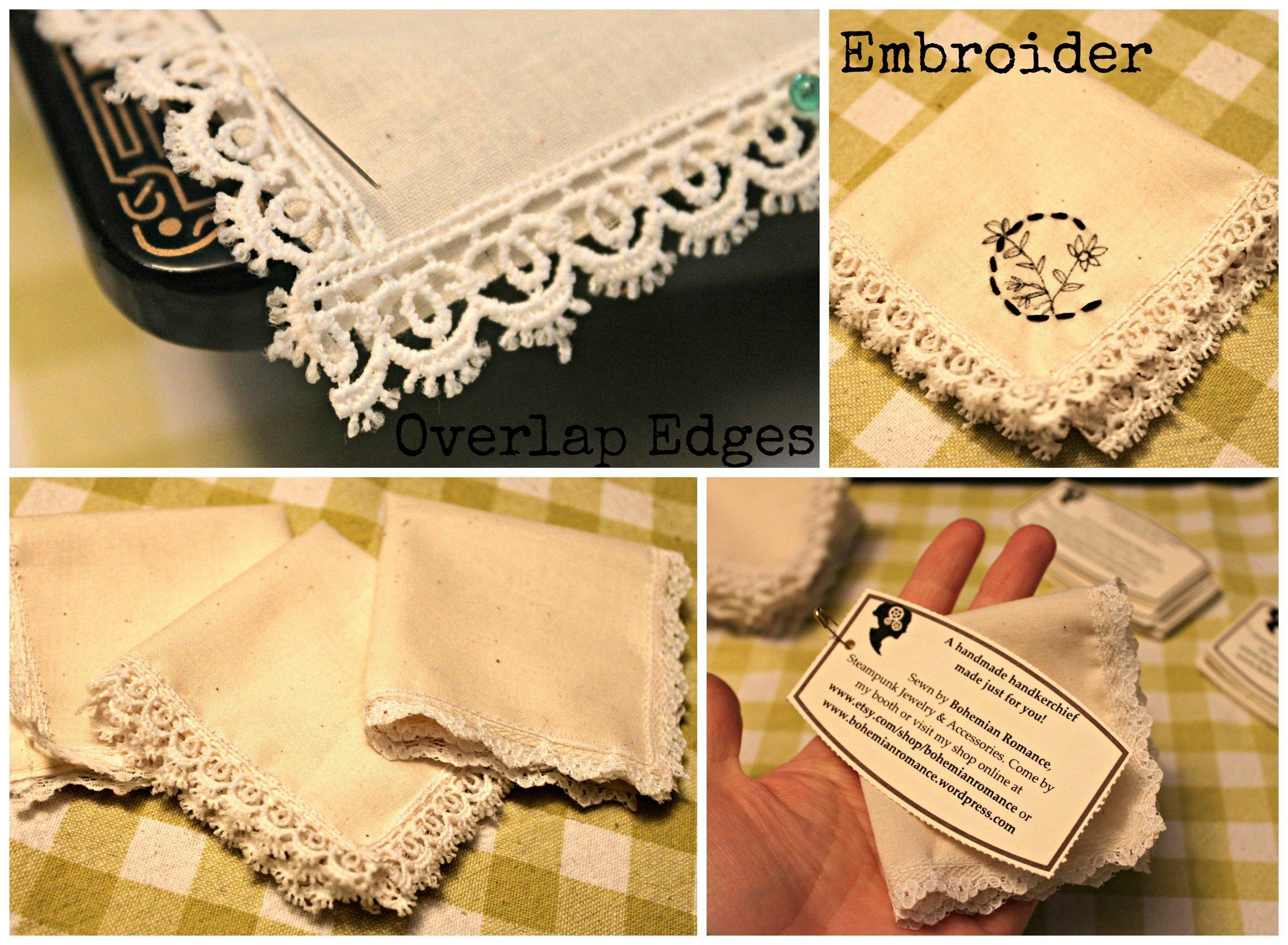 DIY Handkerchief 2