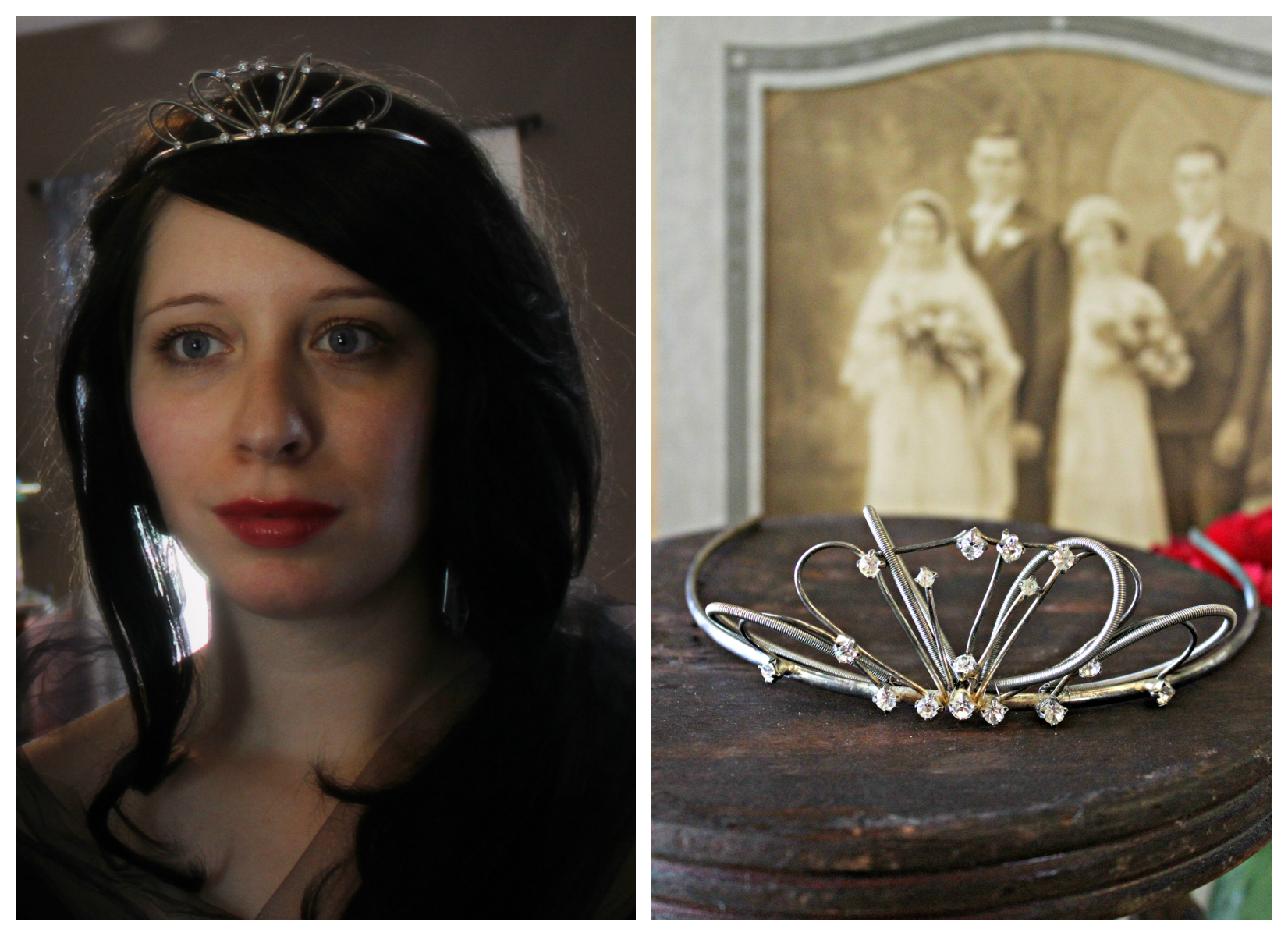 Steampunk Springs tiara