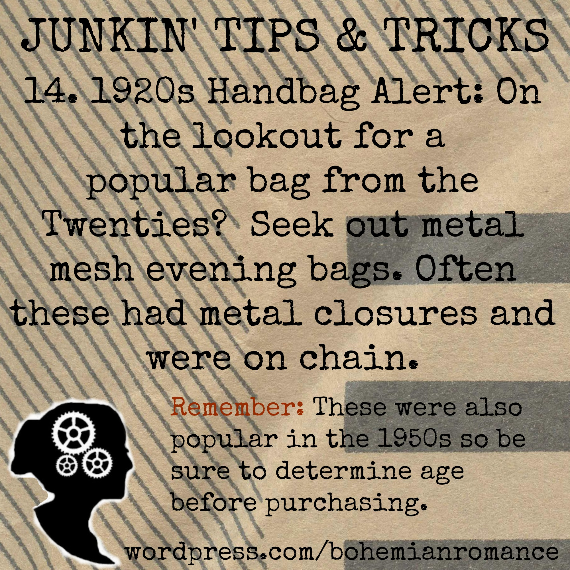 Junkin Tip 14