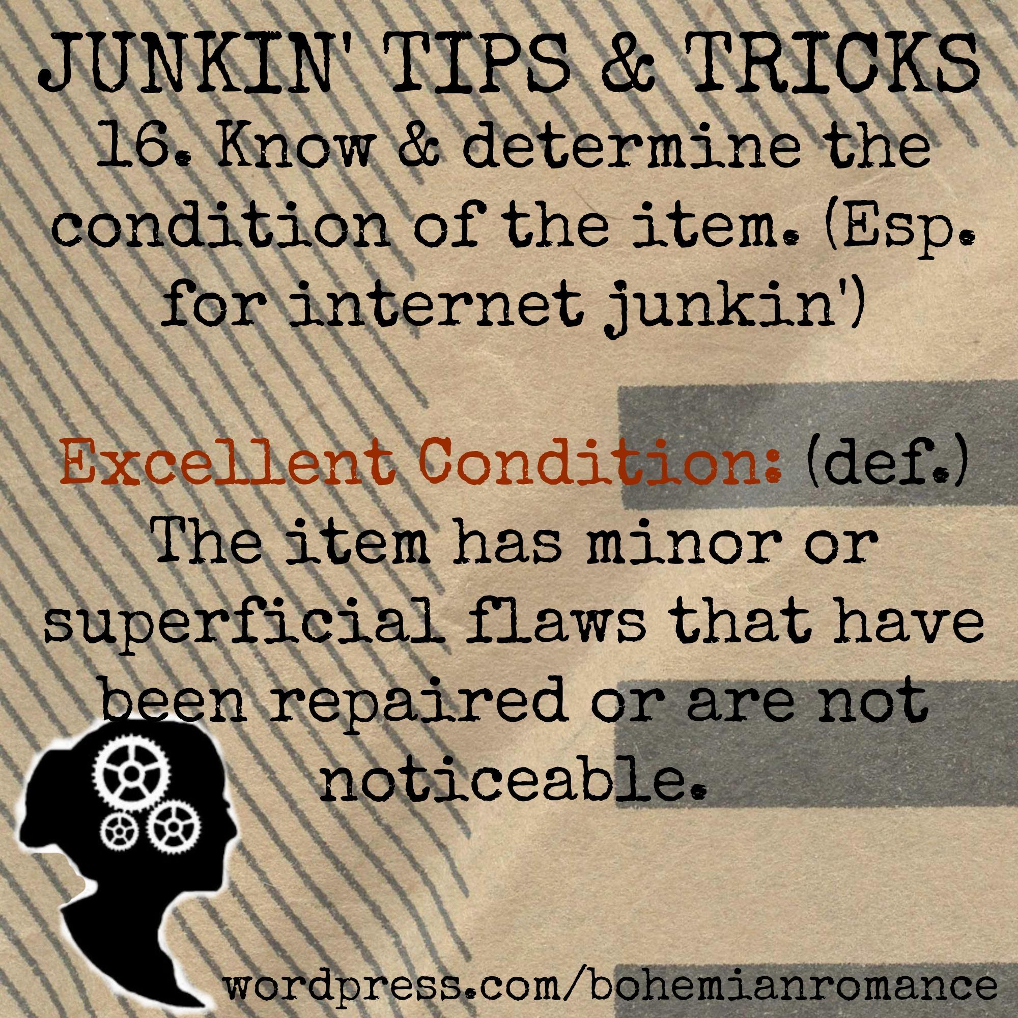 Junkin Tip 16