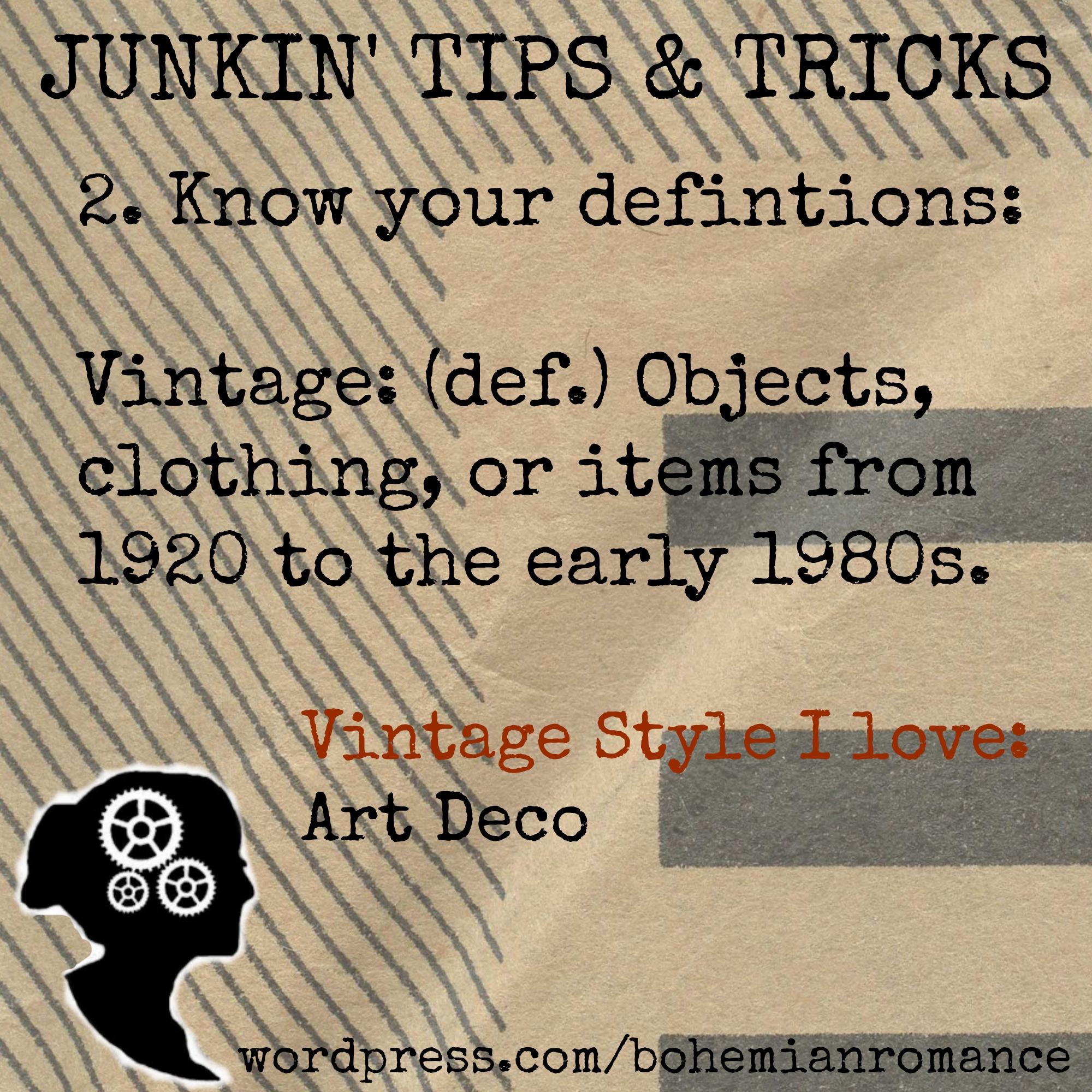Junkin Tip 2