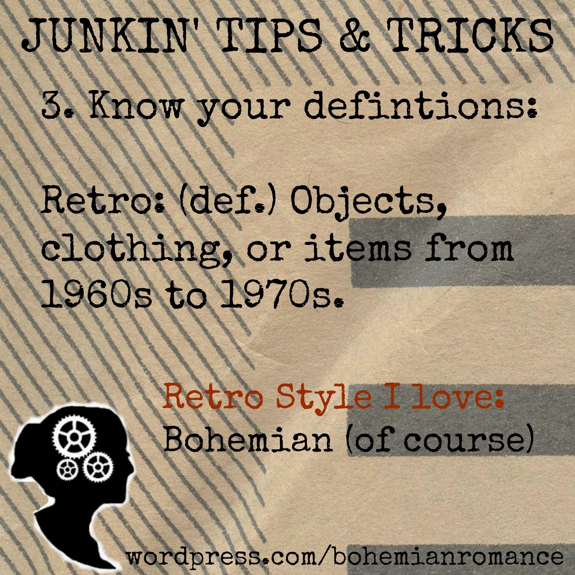 Junkin Tip 3
