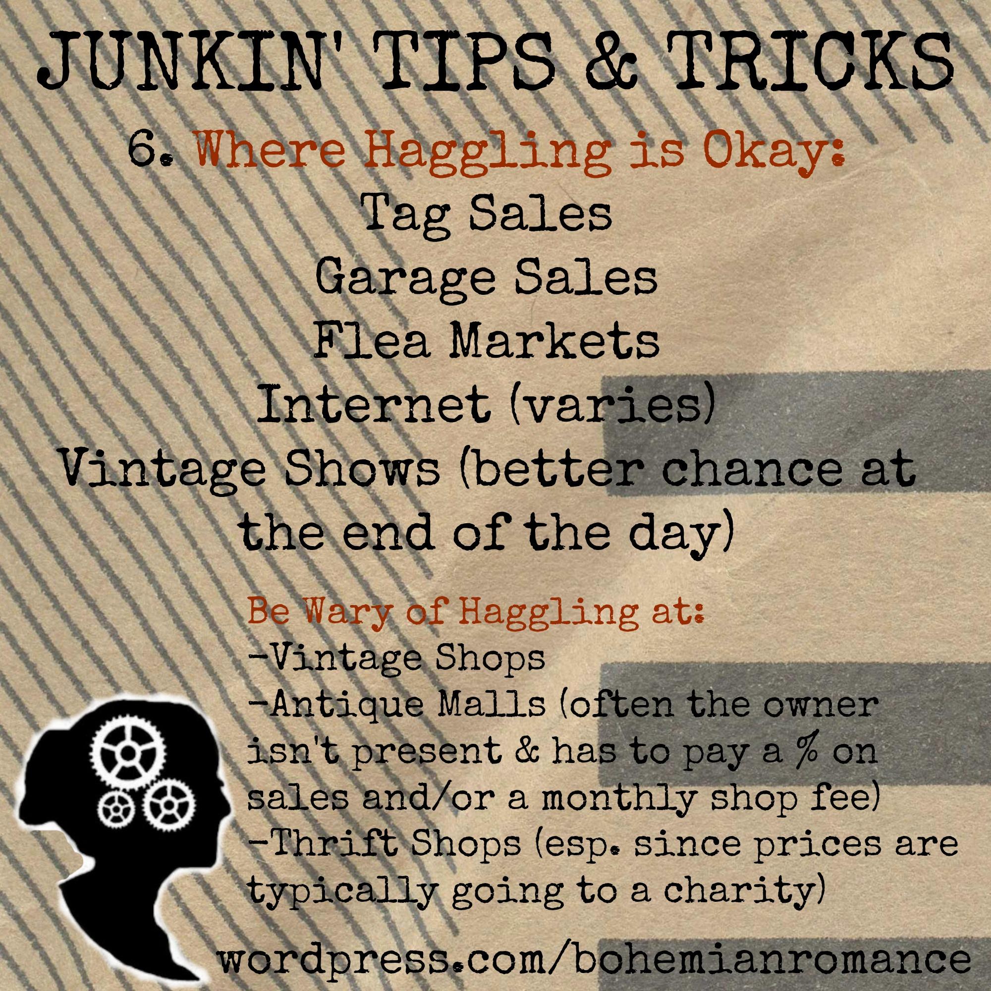 Junkin Tip 6