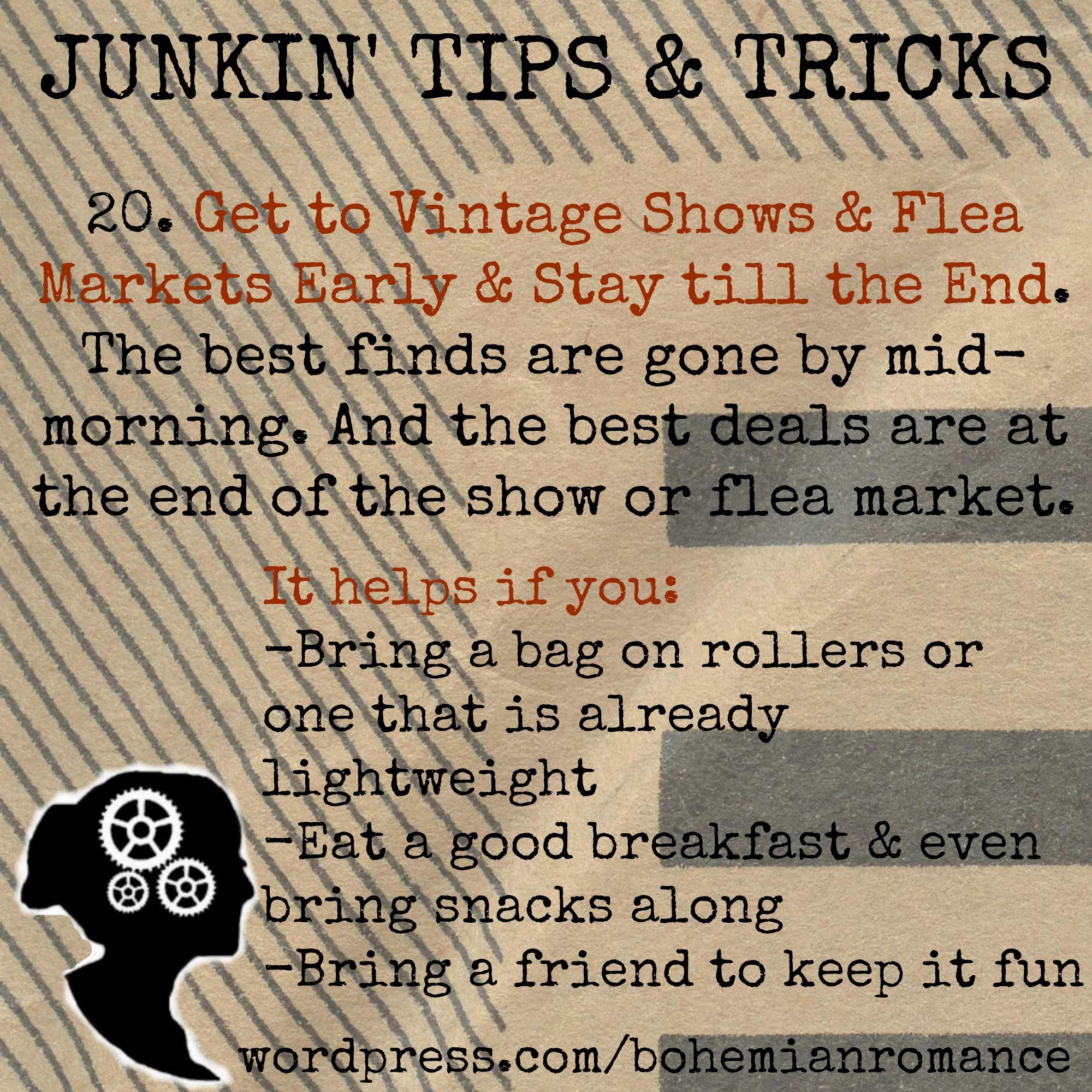 Junkin Tip 20