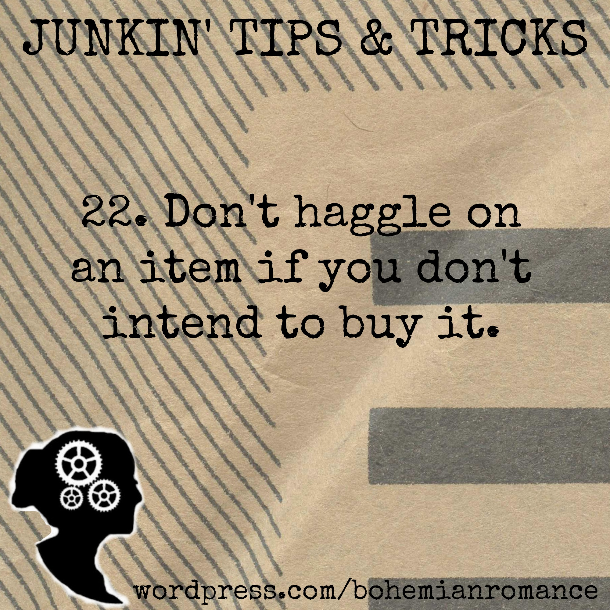 Junkin Tip 22