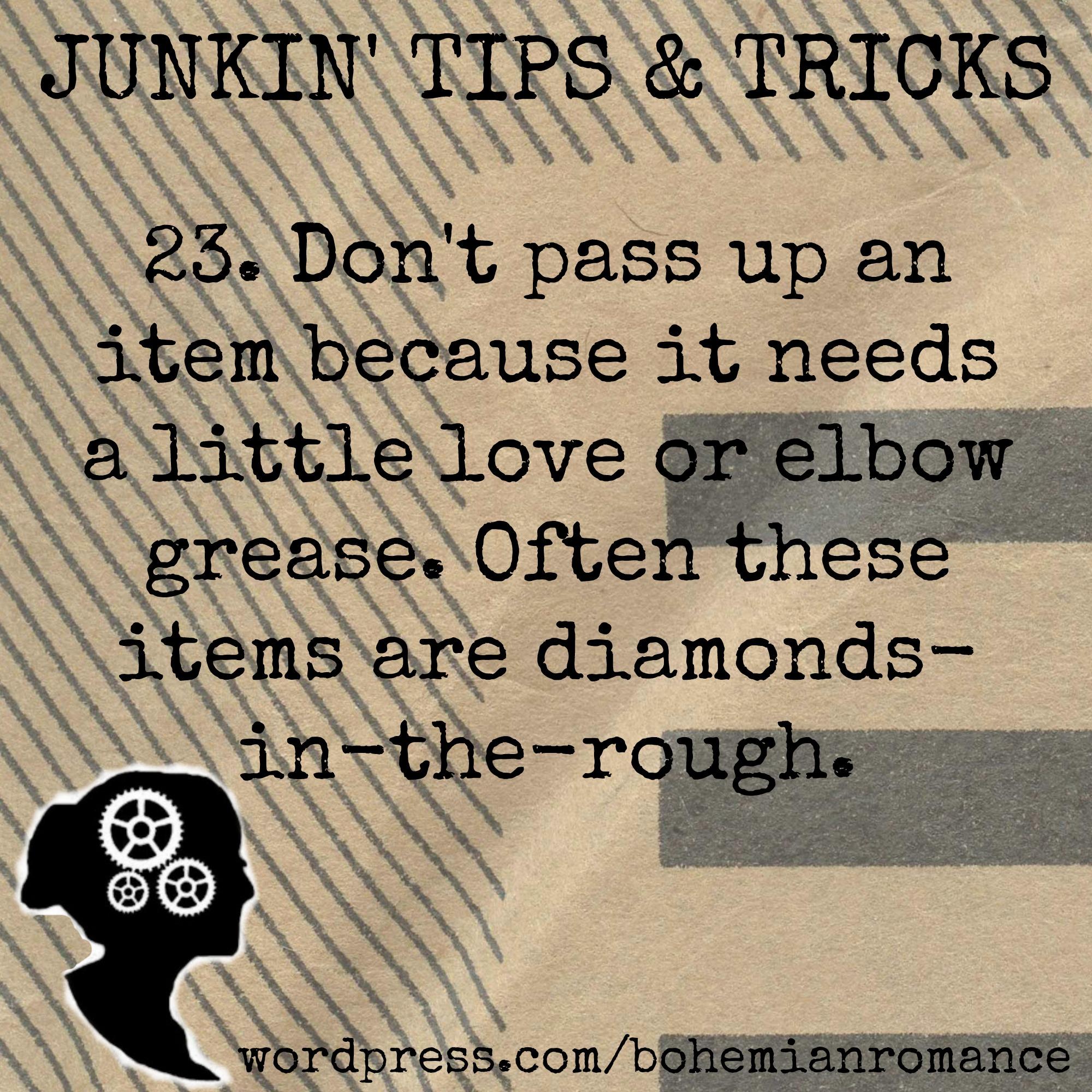 Junkin Tip 23