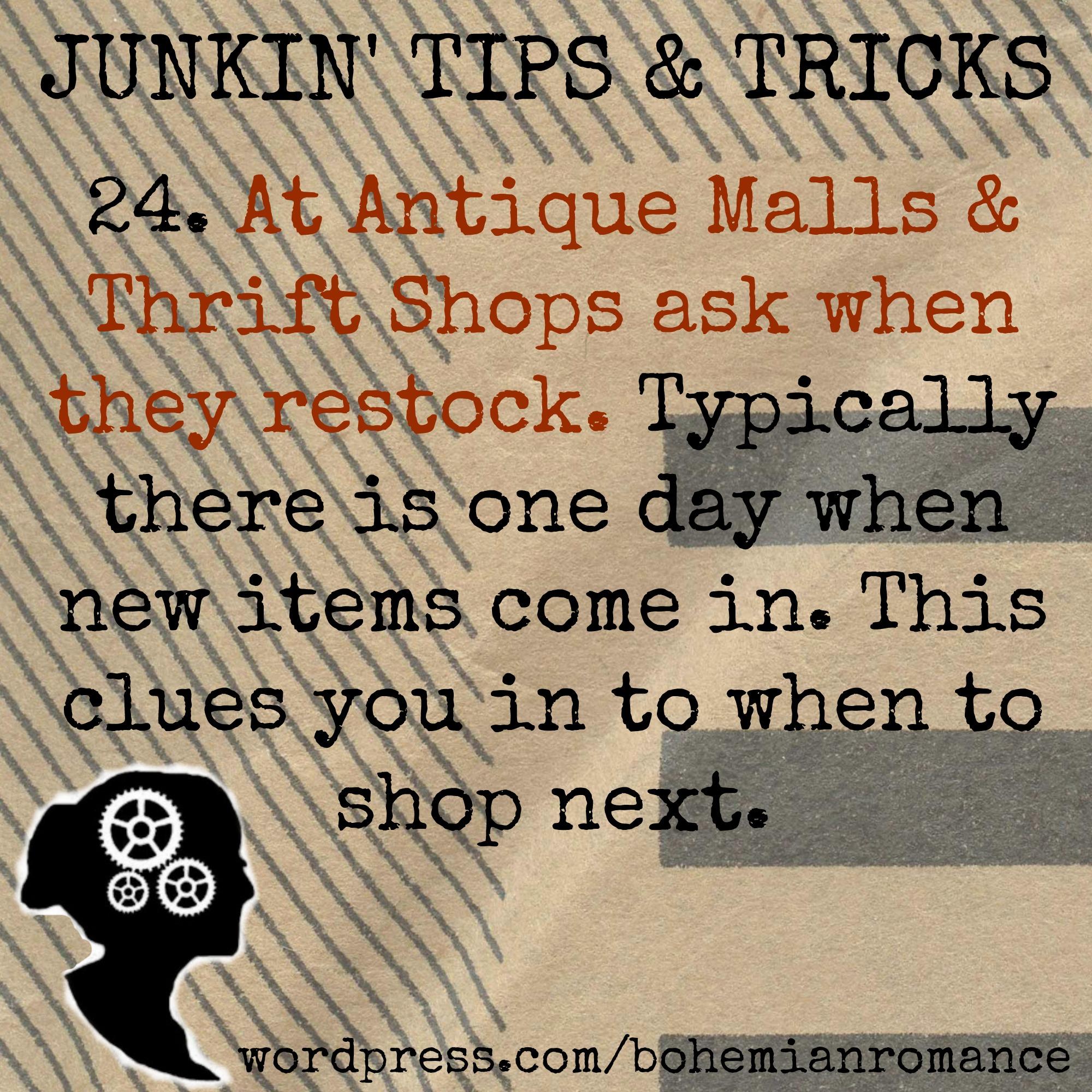 Junkin Tip 24