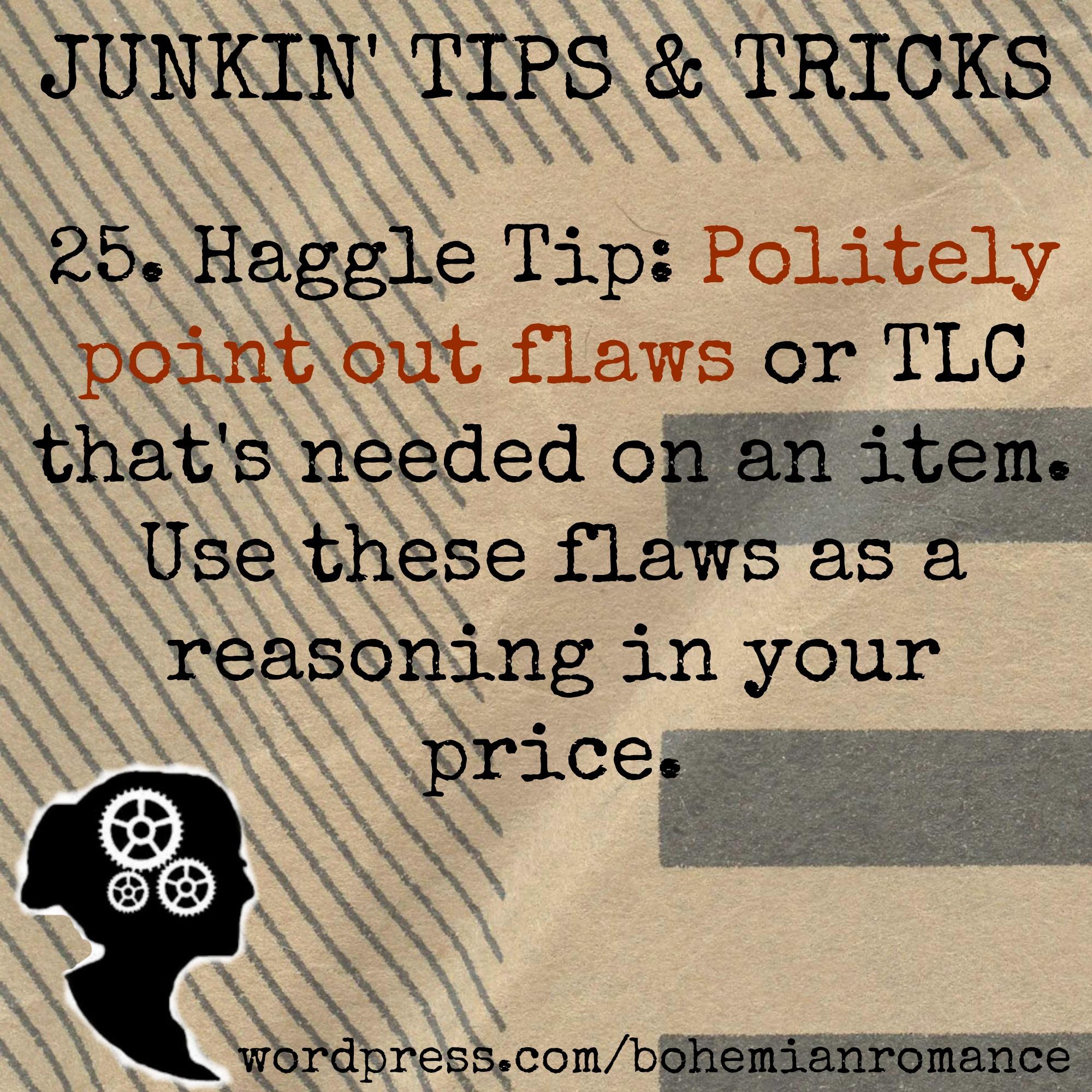 Junkin Tip 25