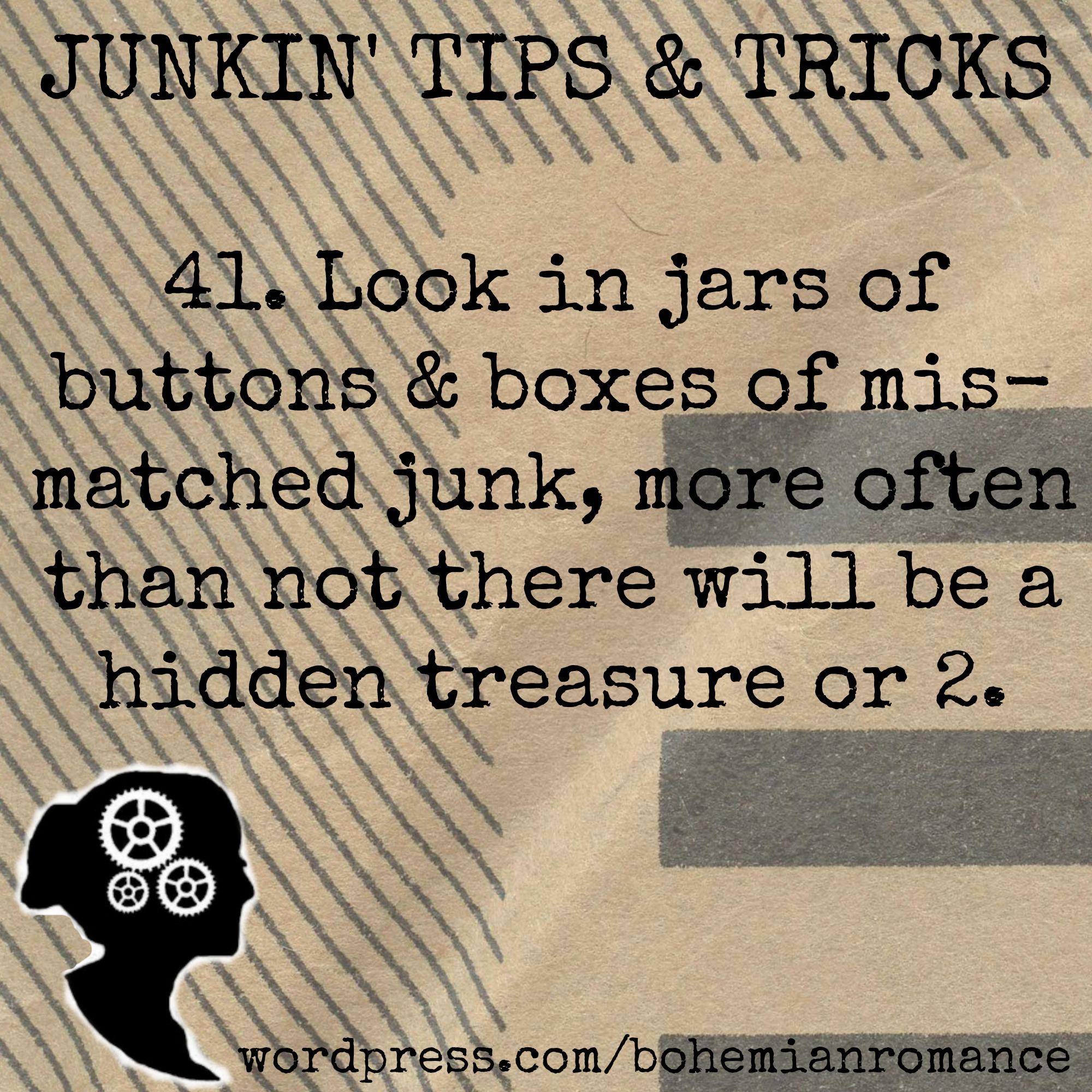 Junkin Tip 41