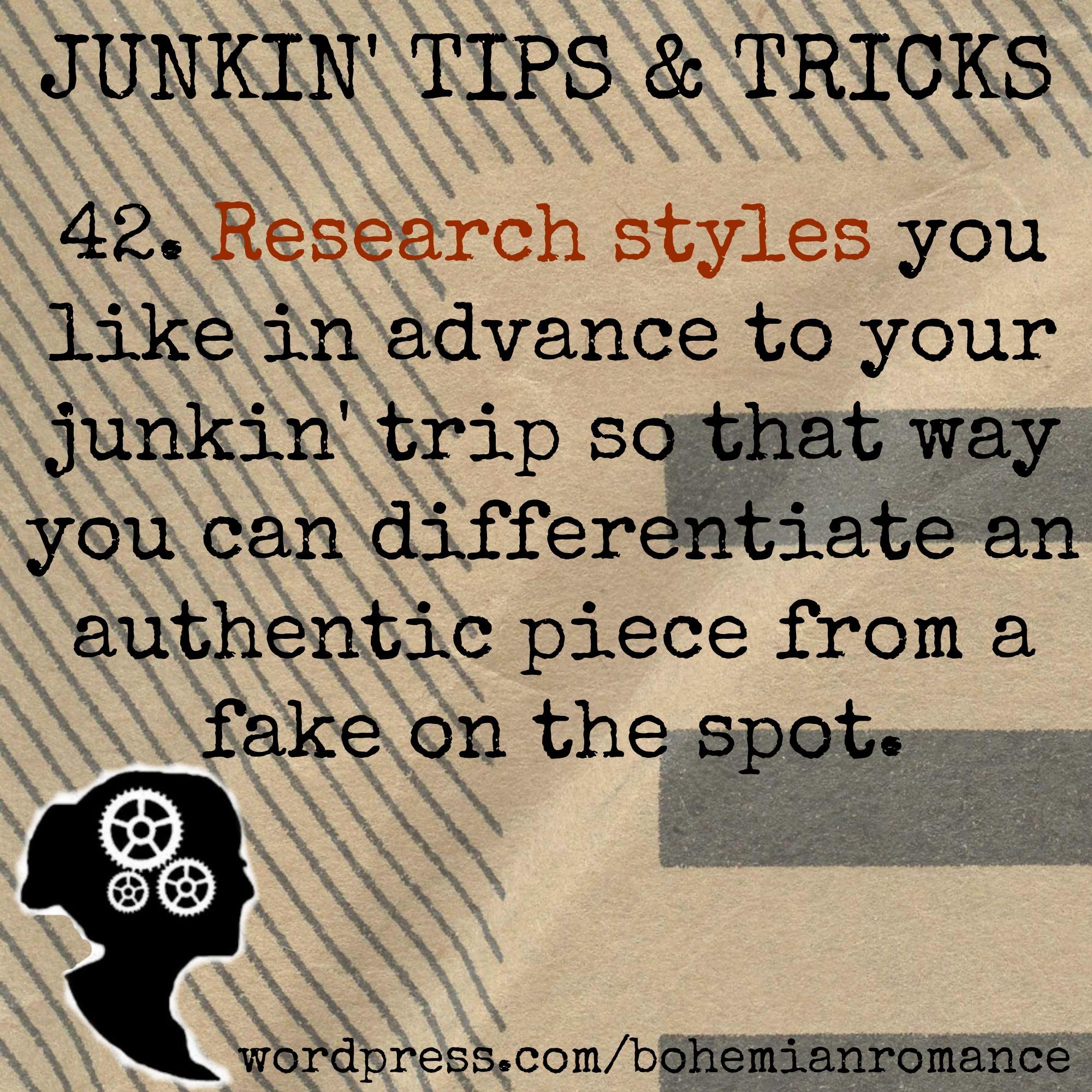 Junkin Tip 42