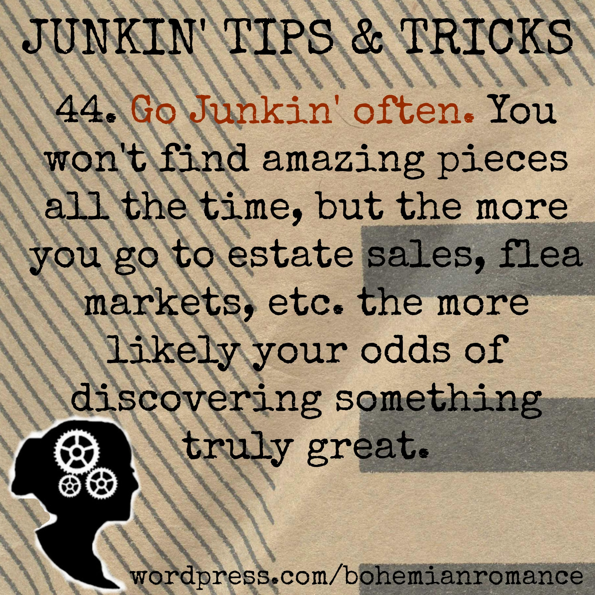 Junkin Tip 44