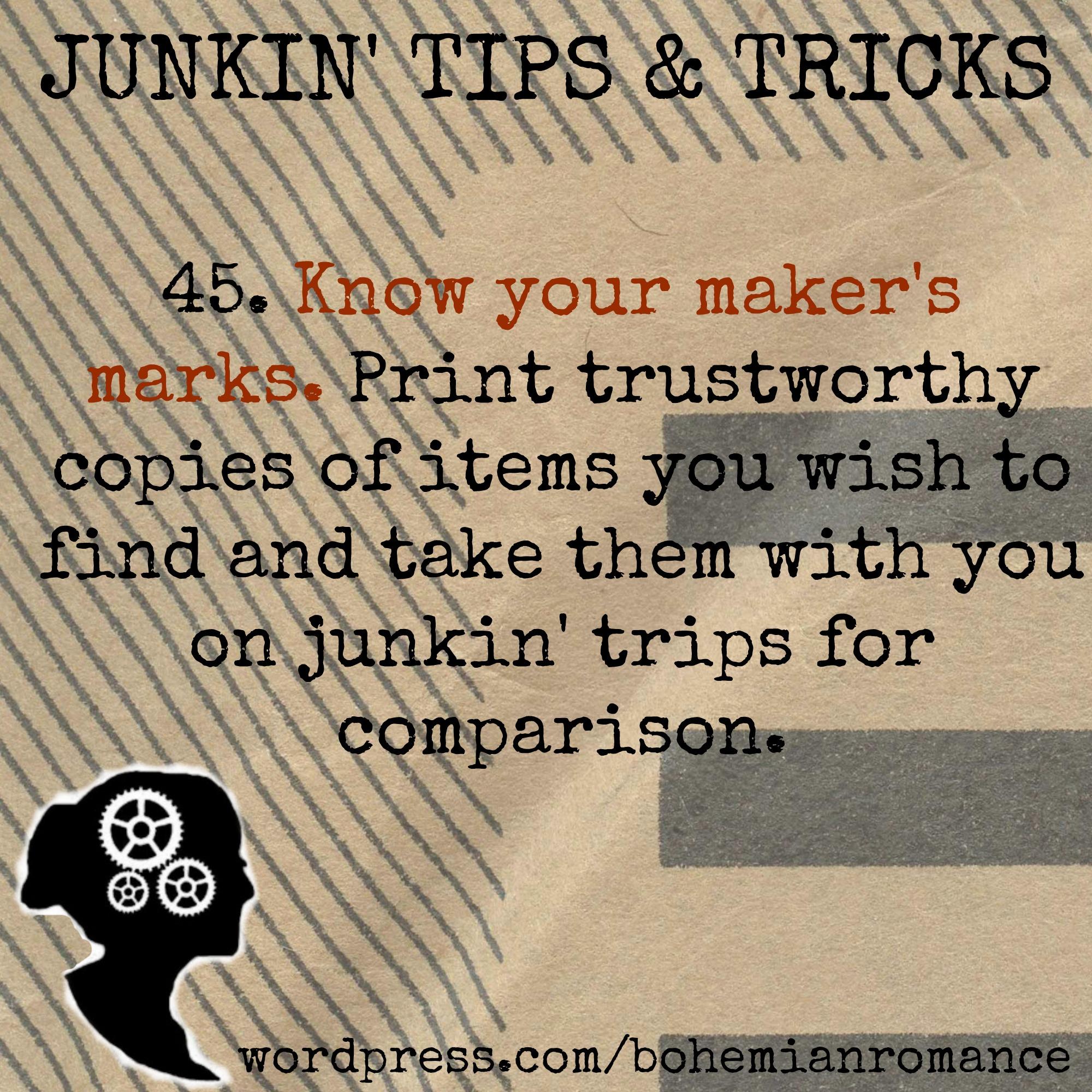 Junkin Tip 45