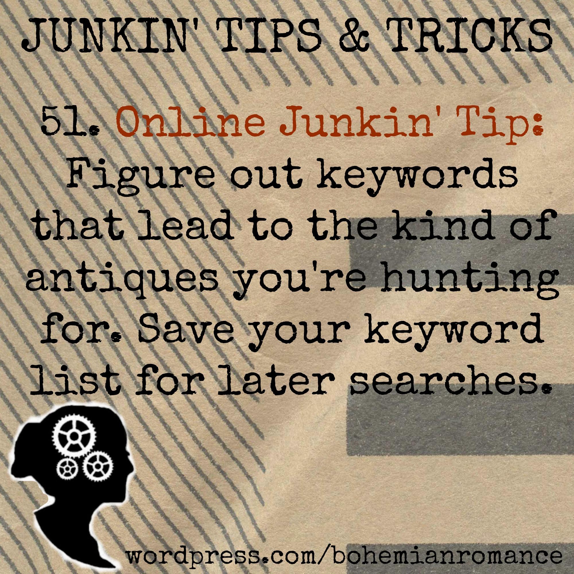 Junkin Tip 51