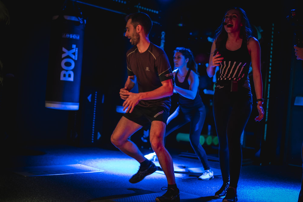 fitness space -