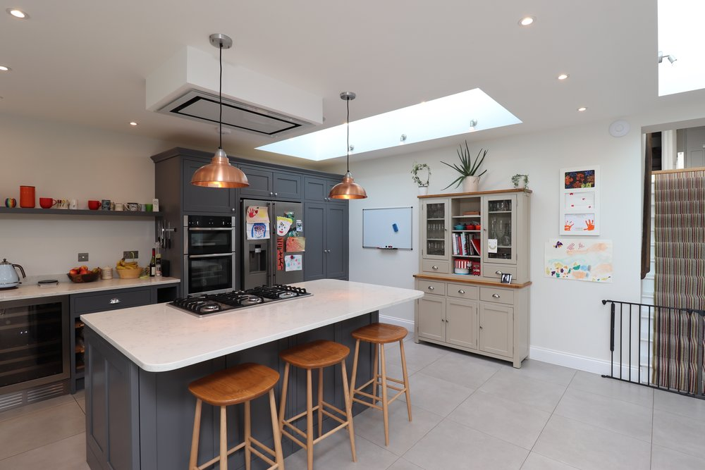 KITCHEN, HANGING LIGHTS, ISLAND.jpg