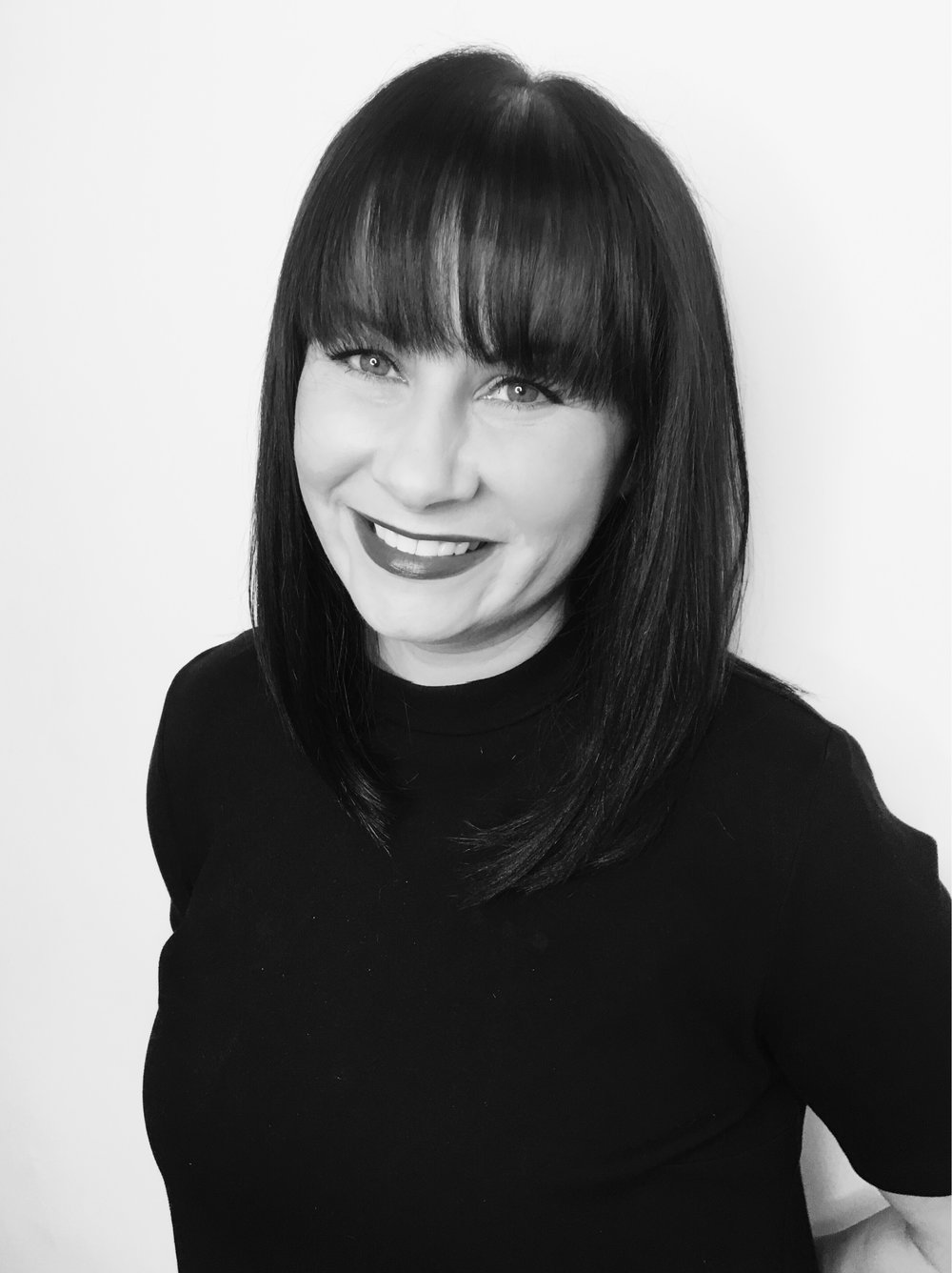 STEPHANIE GILKERS  MANAGER  Visual merchandising, booking specialist, salon knowledge