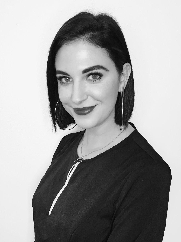 KYLEE VON AHSEN  SPA DIRECTOR  Lash extensions, makeup, advanced esthetics