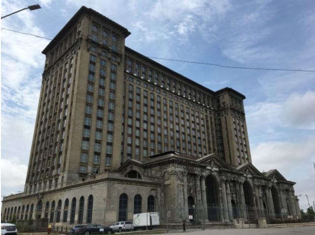 Ford bought Michigan Central Station - Renovations have begun and Ford has already moved part of their electric and autonomous vehicle division to a different location in Corktown. Ford is setting up a true urban campus housed in various buildings spread across the neighborhood. In total, the automaker plans to invest over $700 million to renovate the train station and other properties it has bought in the area.