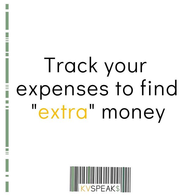 Truth is financial goals will require more money. Sometimes that means generating more income and other times that means reallocating the money you already have. This is where your budget comes in! By constantly tracking your expenses, you can determine what areas you can cut back in, in order to meet your goals. • #DebtFree30 is happening! This means no minimum payments allowed!!! 🙅🏾♀️I'm currently doing a $200 additional payment on my car loan. How do I do it? Cut back on eating out. Helps my waist and budget, okay! 💃🏾 • Challenge - scan your accounts, create a budget, STICK to the budget, then watch the magic work ✨ • If you need any assistance with your financial goals, send me an email! — #KVspeaks #financialwellness #personalfinance #financialliteracy #moneytips