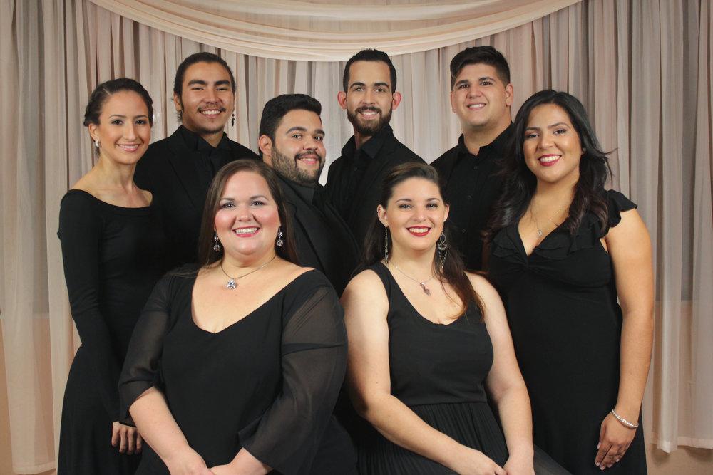 Puerto Rico Baroque Singers (2016)