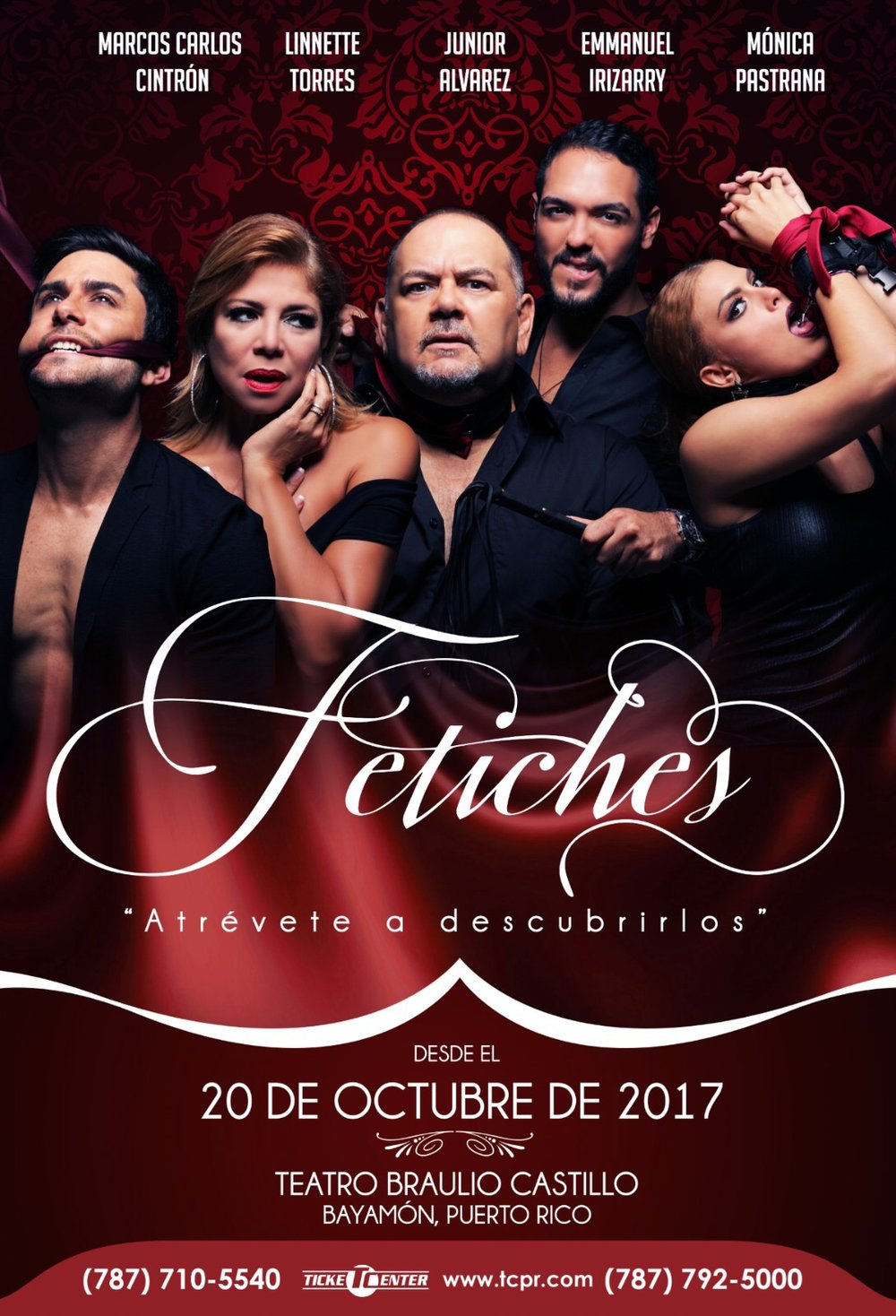 FETICHES (2017)