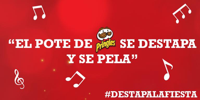 Pringles Destapa la Fiesta (2016)