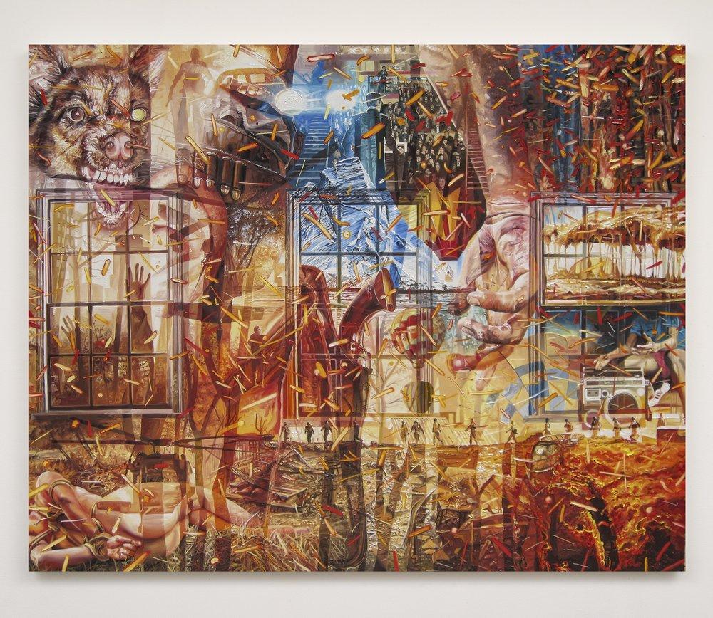 Chad Robertson Artist 2010-2011 Untitled 001