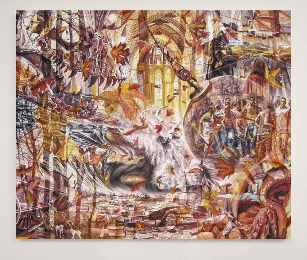 Chad Robertson Artist 2010-2011 Untitled 002