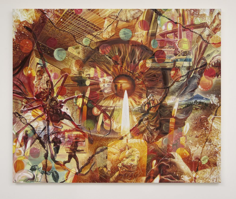 Chad Robertson Artist 2010-2011 Untitled 003
