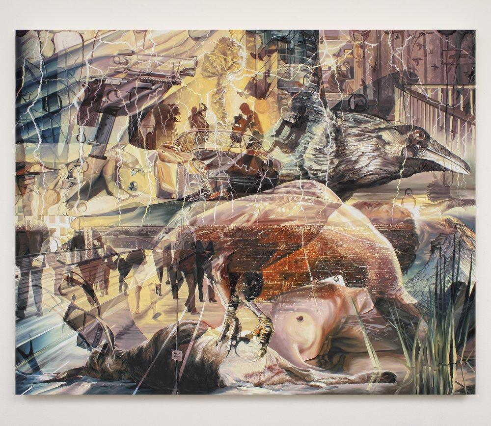 Chad Robertson Artist 2010-2011 Untitled 004