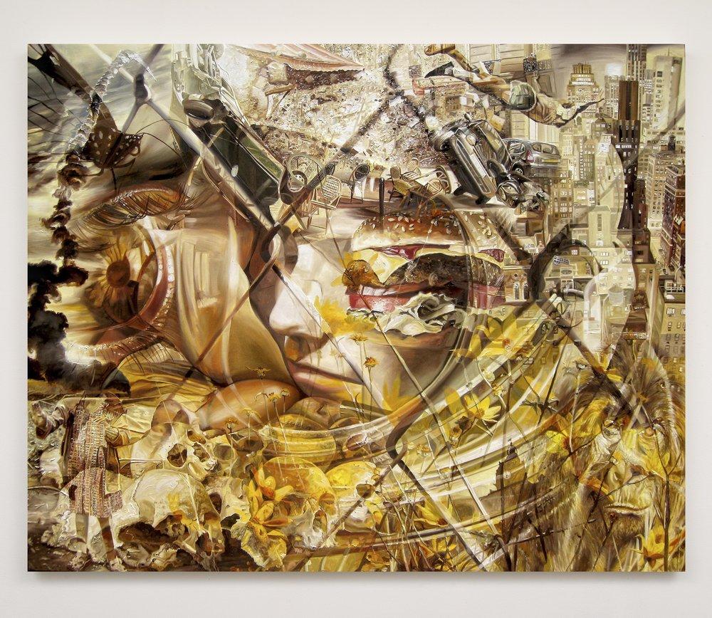 Chad Robertson Artist 2010-2011 Untitled 005