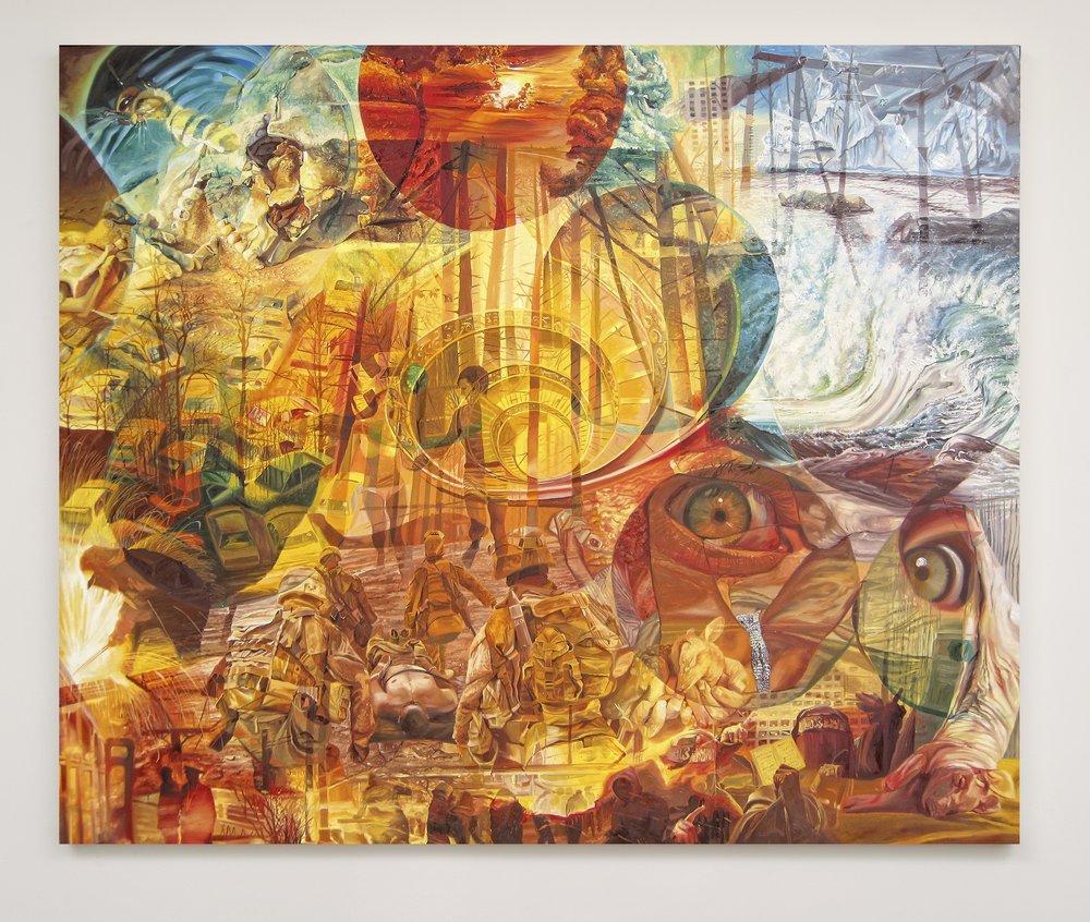 Chad Robertson Artist 2010-2011 Untitled 006