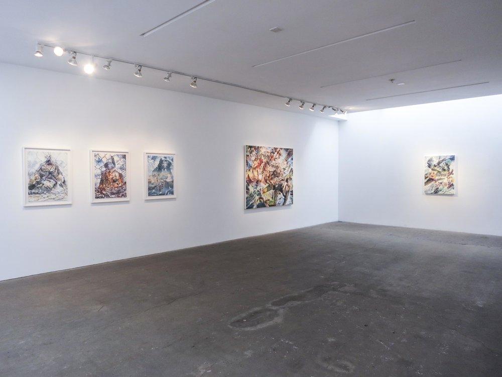 Chad Robertson Artist 2012-2015-Installation 002