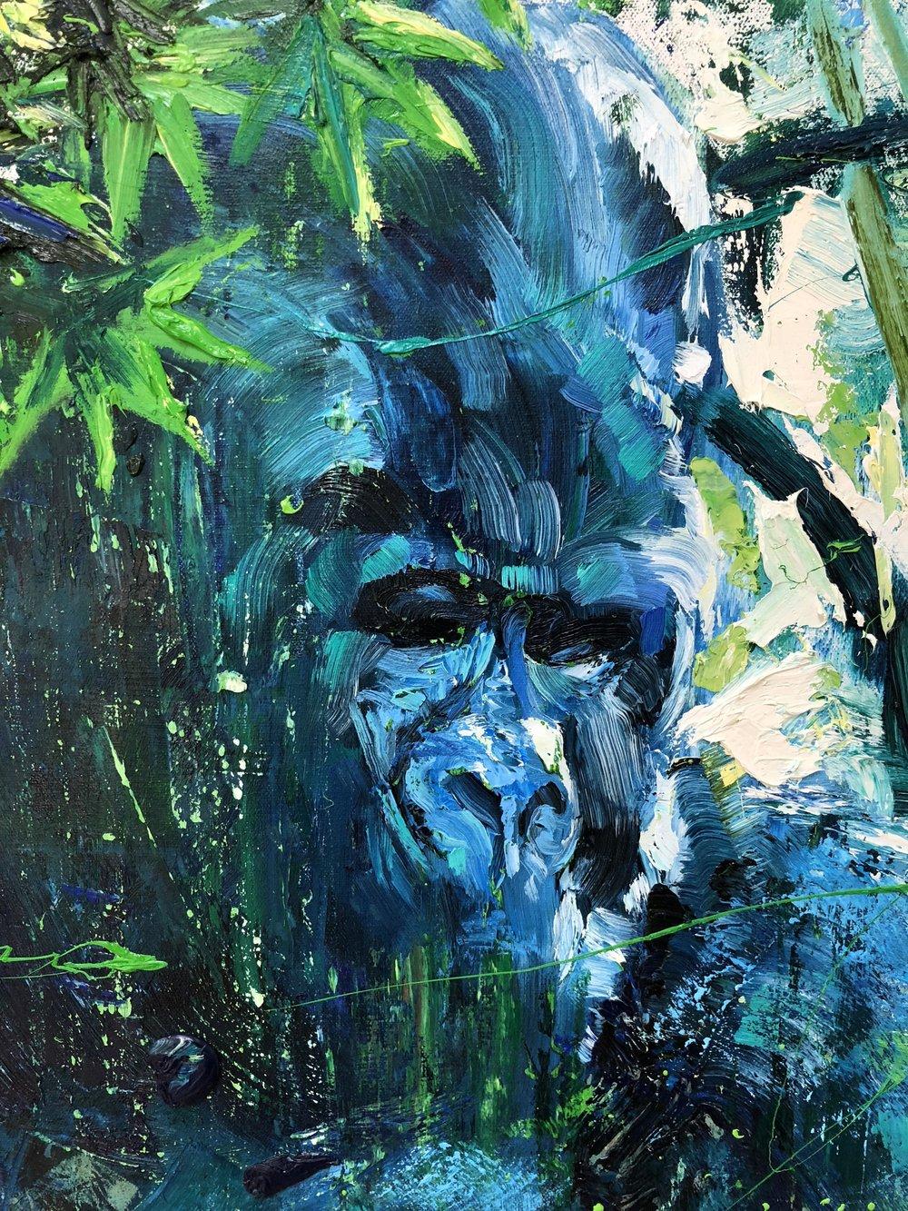 Chad-Robertson-Green-Gorilla-Detail-01