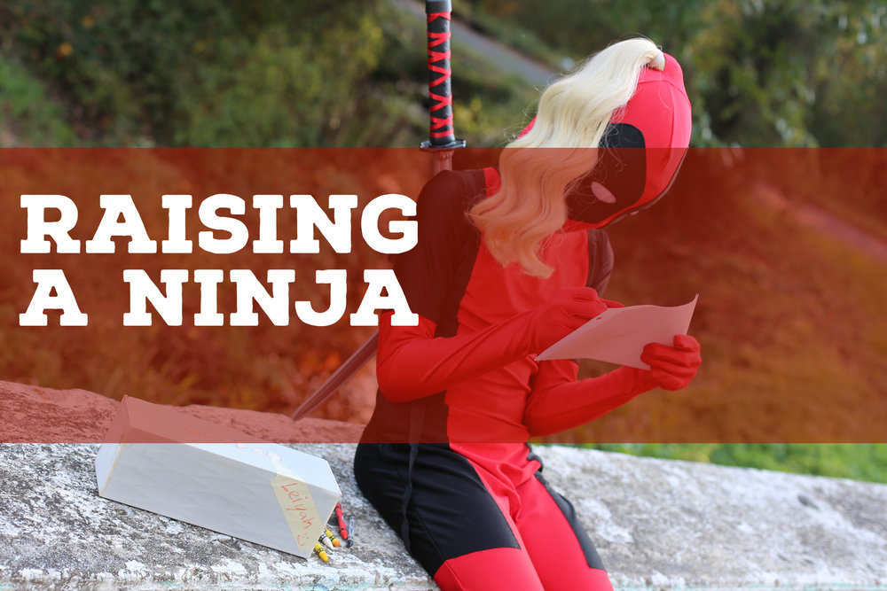 Raising a ninja Podcast - Raising a kid that isn't a brat and can take care of themselves isn't easy. Ideas, thoughts & ramblings about parenting.