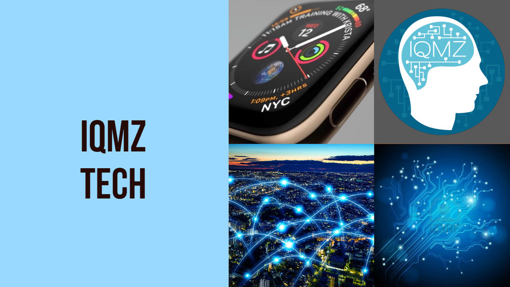 iqmz tech podcast - A tech show outside of the bubble! There will be rants! Tech talk that isn't boring.