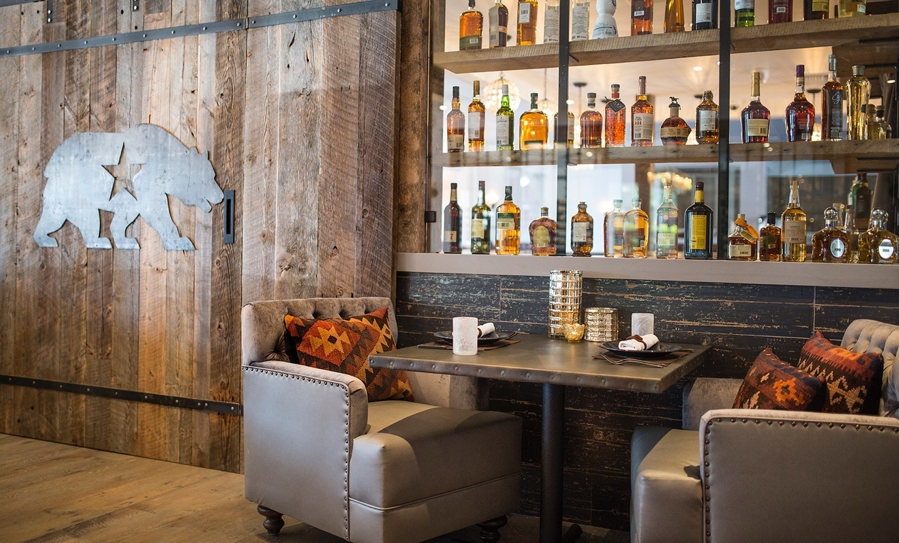 Chef/Partner John Cox owns The Bear and Star in the heart of wine country in Los Olivos, CA .