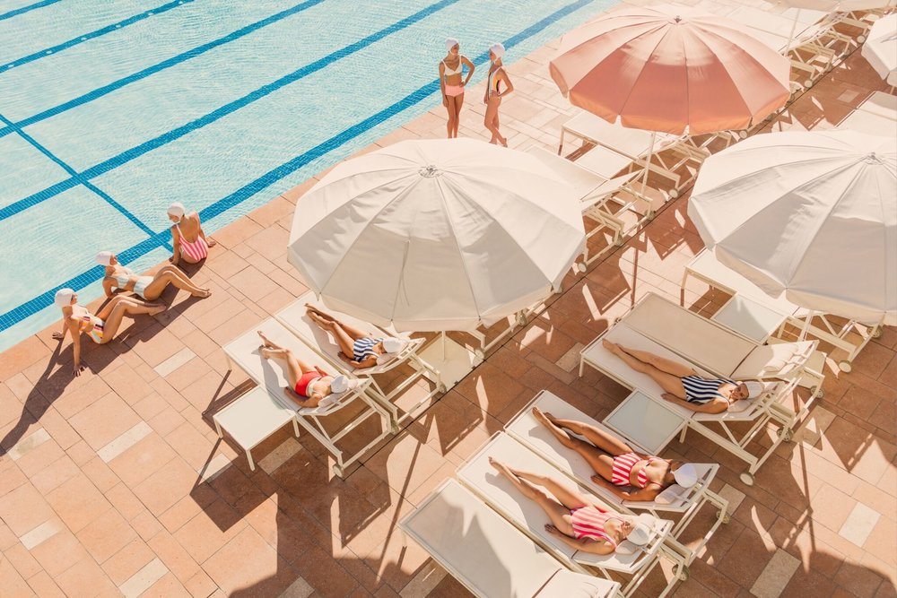 The Coral Casino Beach and Cabana Club is a private membership club, situated atop Butterfly Beach at Four Seasons Resort The Biltmore Santa Barbara.