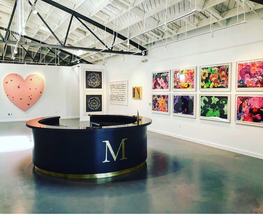 Maddox Gallery has three more West London-based galleries, with one situated in  Notting Hill  and two in  Shepherd Market .