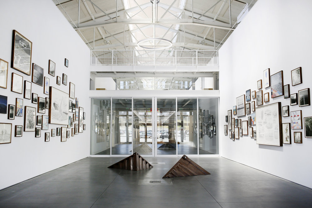 Installation view. Courtesy of the artist. Photo by Marco Castaneda.