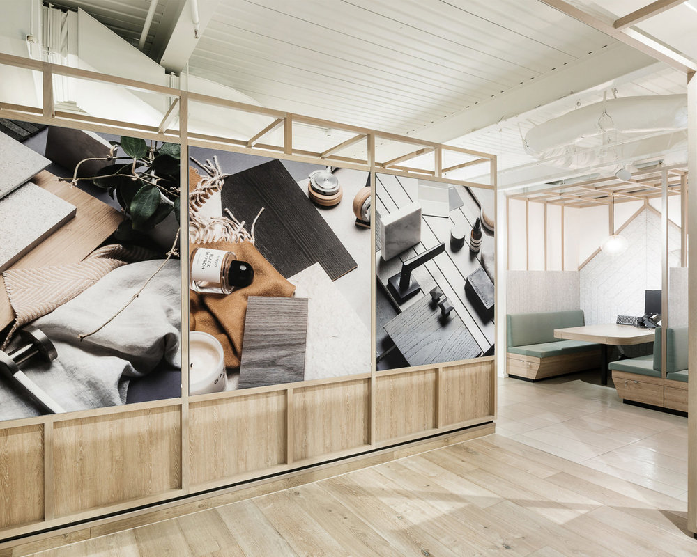 Henley Showroom | Image courtesy of Briner | Photographed by Urban Angles