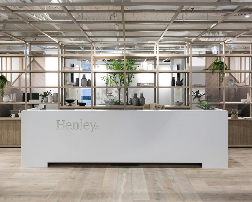 Henley Showroom | Photographed by Urban Angles