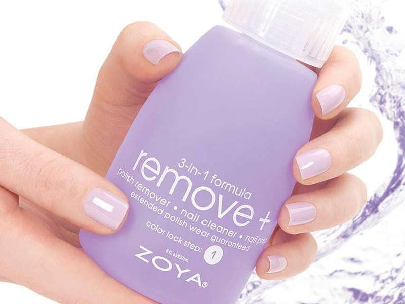 Zoya Remove Plus Nail Polish Remover 8oz — JOMAZON