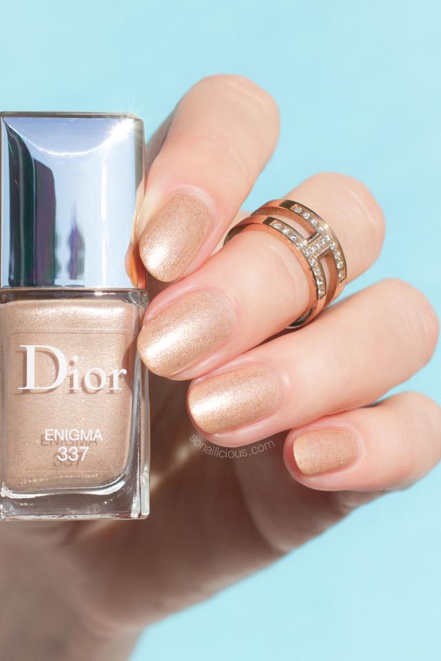 Dior Rouge Vernis Nail Polish in Enigma — JOMAZON