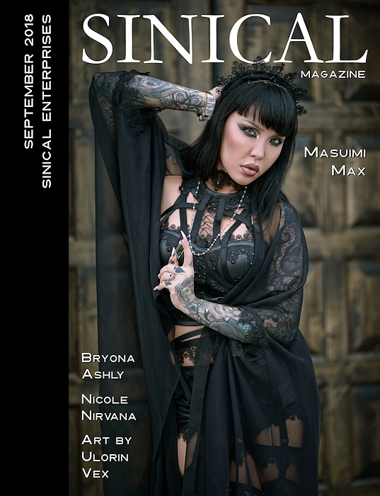 Sinical Magazine September 2018