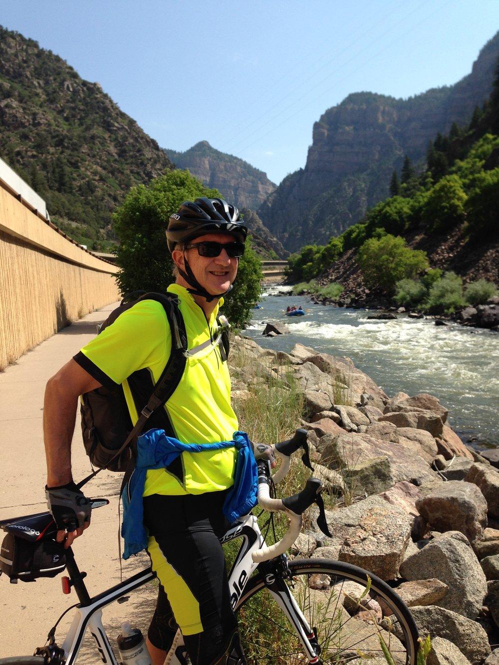 Glenwood Canyon, Colorado