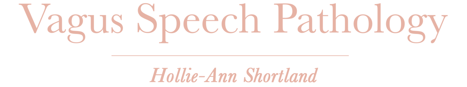 Vagus Speech Pathology