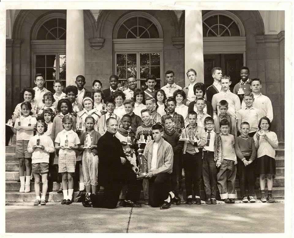 St. Mel School  in West Garfield Park, Chi